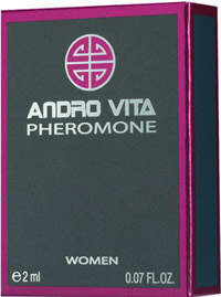 Andro Vita Pheromones Parfüm (für Sie) - 2 ml Probe