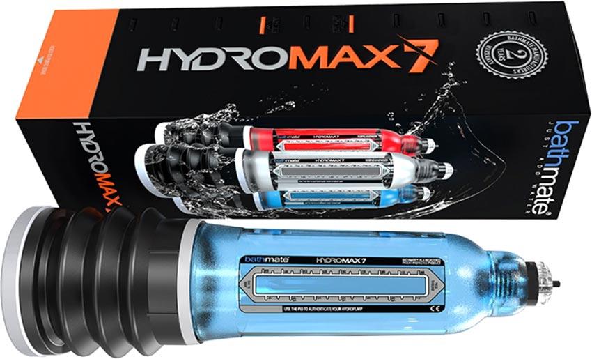 Pompa per pene Bathmate Hydromax 7 (X30)