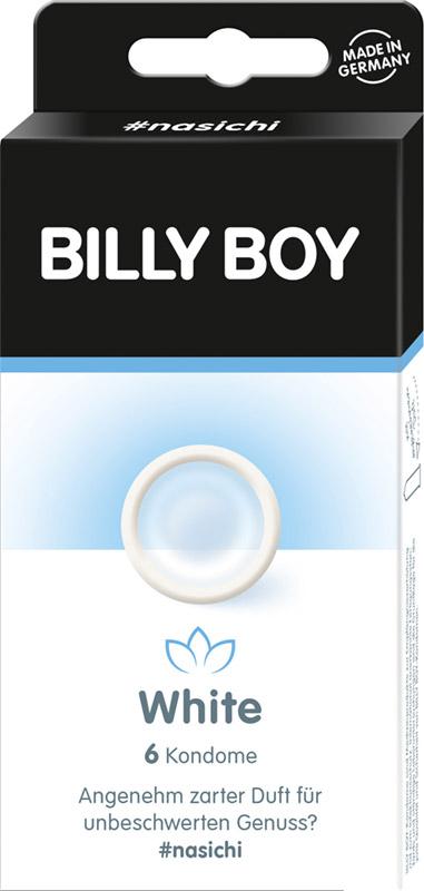 Billy Boy White (6 preservativi)