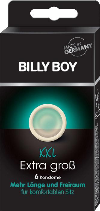 Billy Boy XXL Extra Gross (6 Kondome)