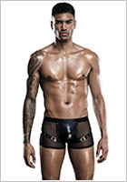 Saresia Roleplay Fetish boxers for men - Black (S/L)