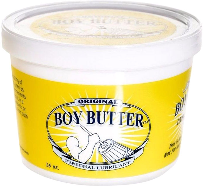 Boy Butter Original Gleitmittel - 470 ml (Ölbasis)