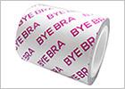 Bye Bra Breast Tape Roll Bande adesive per il décolleté