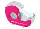 Bye Bra Dress Tape Dispenser di adesivi per il décolleté - 3 m