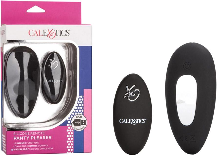 Stimulateur vibrant pour culotte CalExotics Panty Pleaser