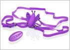 String vibrant télécommandé Venus Butterfly