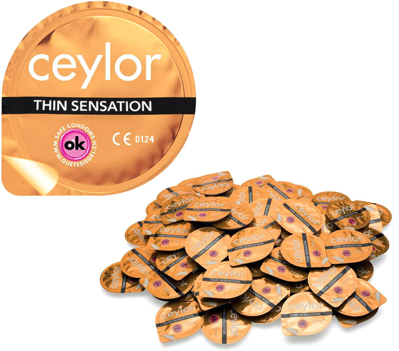 Ceylor Thin Sensation (100 preservativi)
