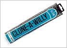 Clone-A-Willy - Glow in the Dark - Blau