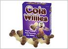 Cola Willies - Caramelle a forma di pene al gusto - Cola