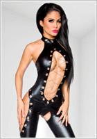 Saresia 18170 Bodysuit - Black (L)