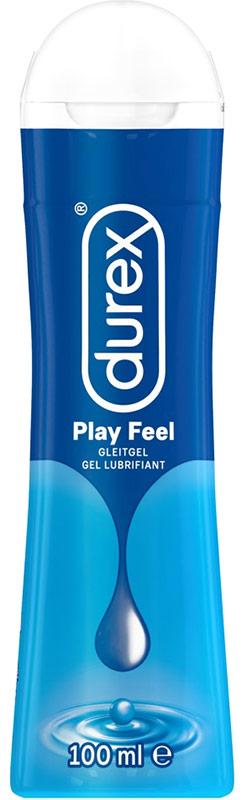 Durex Play Feel Gleitgel - 100 ml (Wasserbasis)