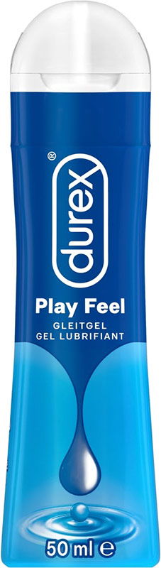 Durex Play Feel Lubricant Gel - 50 ml (water based)