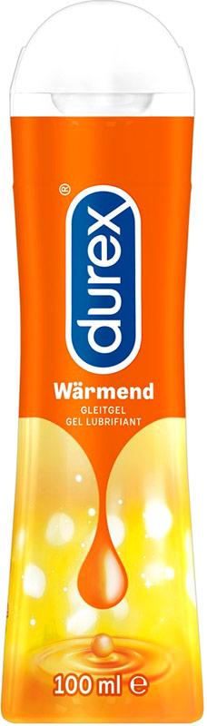 Lubrifiant Durex Play Hot/Warming - 100 ml (à base d'eau)