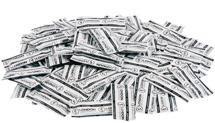 Durex London Q600 Feucht (100 Kondome)