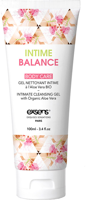 Gel detergente intimo bio Exsens Intime Balance - 100 ml