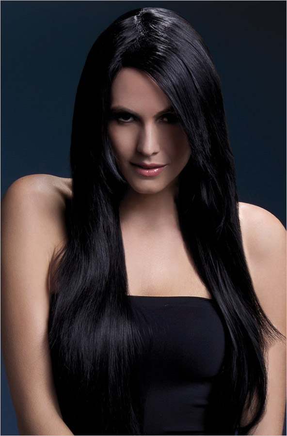 Perruque Fever Wigs Amber - Noir