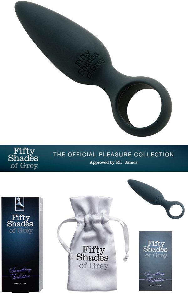 Fifty Shades of Grey - Something Forbidden Anal-Plug