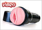 Masturbatore Fleshlight Vibro Pink Lady Touch
