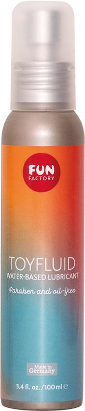 Lubrificante Fun Factory Body Fluid - 100 ml (a base acquosa)