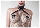 Grey Velvet 15138 Harness Set - 3-teilig - Schwarz (XS/L)