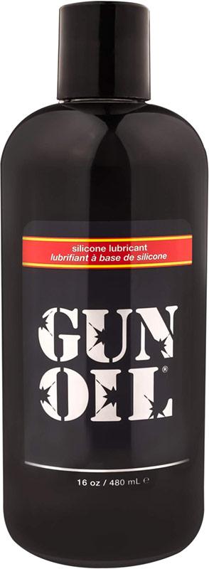 Gun Oil Silicone Gleitmittel - 480 ml (auf Silikonbasis)