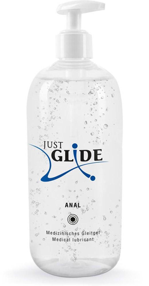 Just Glide Analgleitmittel - 1 l (Wasserbasis)