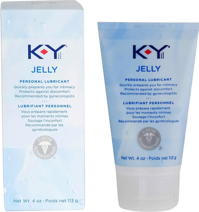 K-Y Jelly Gleitgel - 113 g (Wasserbasis)