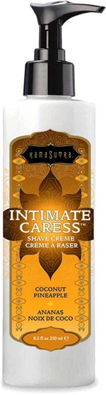Kamasutra Intimate Caress - Shaving Cream - Coconut & Pineapple