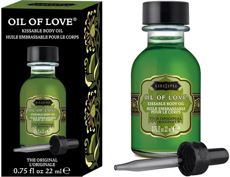 Kamasutra stimulating Oil of Love - The Original (Cinnamon)