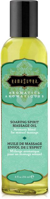 Kamasutra Aromatic Massage Oil - Soaring Spirit