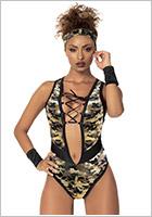Mapalé 6410 Body - Camouflage (M/L)