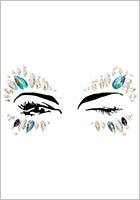 Leg Avenue Calypso Jewel stickers for the eyes
