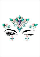 Leg Avenue Aria Self-adhesive eye gems