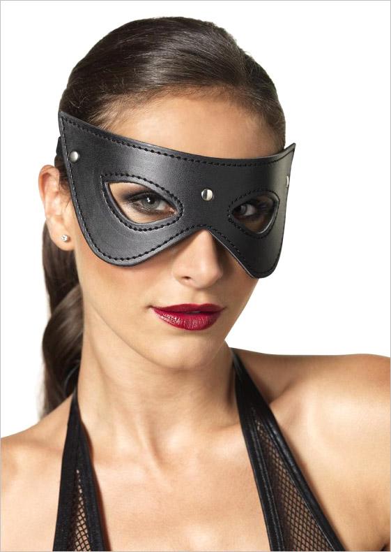 Masque pour les yeux Leg Avenue KINK Studded