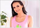 LivCo Corsetti Ensemble Pyjama Sexy Embrasse - Rose (S/M)