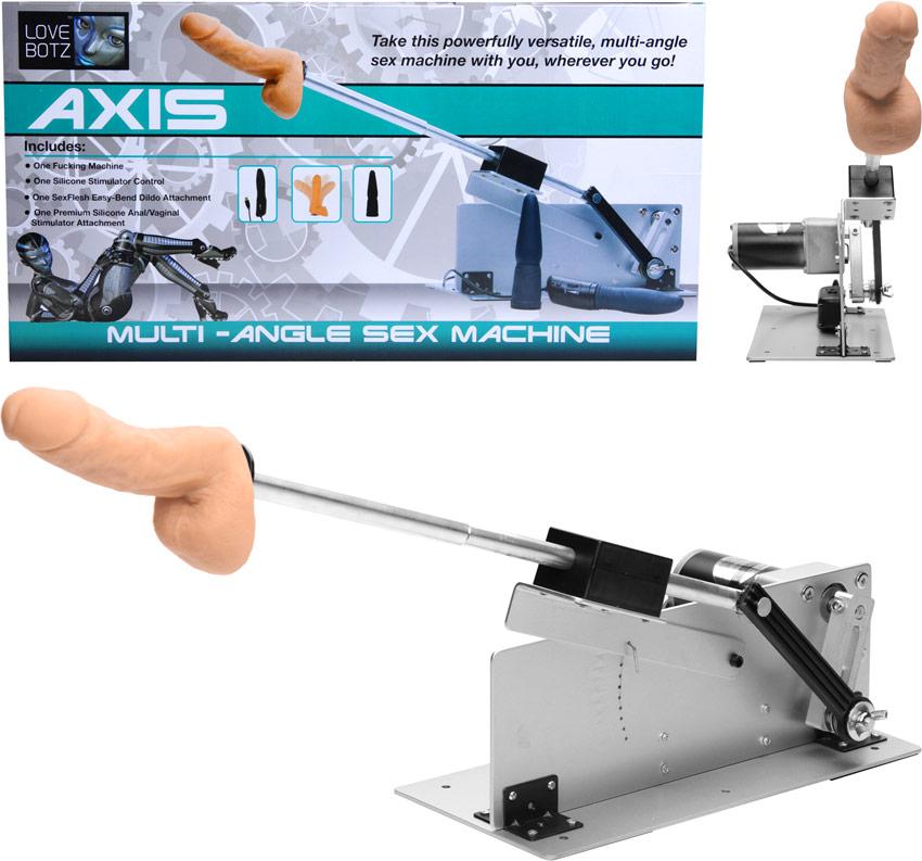LoveBotz Axis Sex Machine