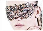Luna Veneziana Venezianische Maske - Simona