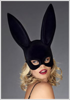Maison Close bunny mask with tail