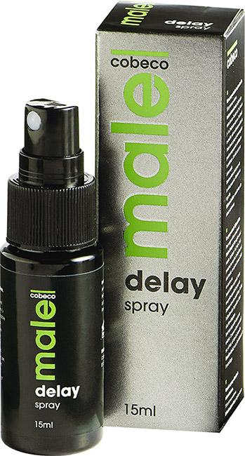 MALE Delay - Spray per ritardare l'eiaculazione - 15 ml