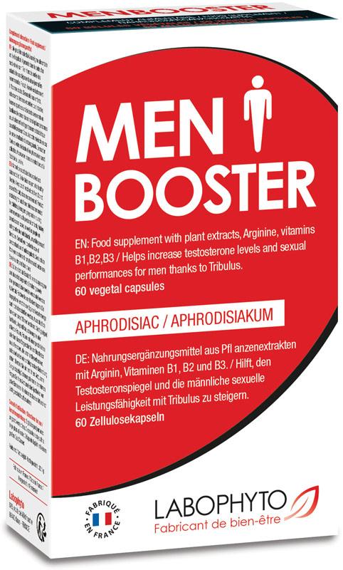 Labophyto Men Booster - Sexual stimulant - 60 capsules