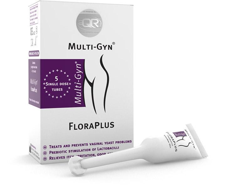 Multi-Gyn FloraPlus - 5 monodosi