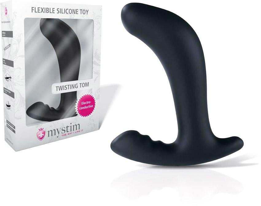 Mystim Twisting Tom Prostate Stimulator