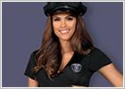 Obsessive Costume da poliziotta sexy Police Uniform (S/M)