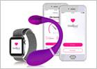 Oeuf vibrant OhMiBod Esca 2 (iOS/Android)