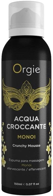 Mousse idratante ed effervescente Orgie Acqua Croccante - Monoi