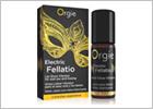 Orgie Electric Fellatio Intimgloss für Oralsex (für Paare) - 10 ml