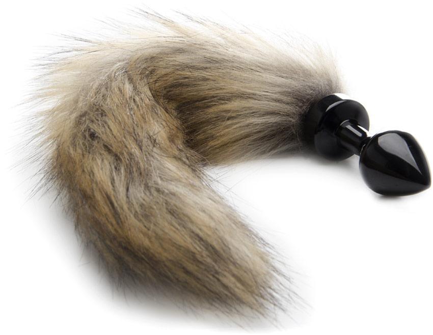 Plug anale coda di volpe Ouch! Fox