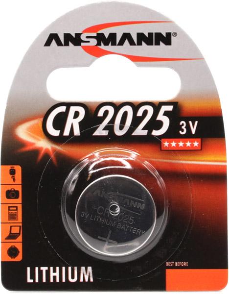Pile CR2025 (1x)