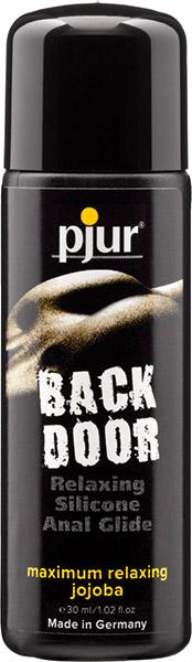 Lubrificante pjur Back Door Anal Glide - 30 ml (a base di silicone)
