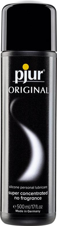 pjur Original Bodyglide lubricant - 500 ml (silicone based)